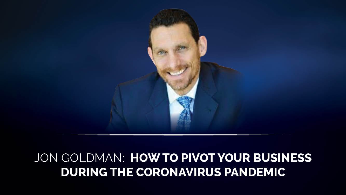 How to pivot your business during the coronavirus pandemic